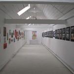 Art of Dignity Mzansi Cymru art exhibiton