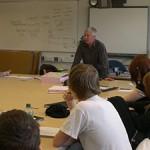 Coleg Morgannwg Welsh Bacc workshop